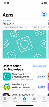 Apple iPhone XS - Apps - Herunterladen - 6 / 18