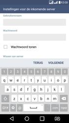 LG K8 4G DualSim - E-mail - handmatig instellen - Stap 11