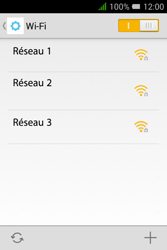 Alcatel Pixi 3 (3.5) - WiFi - Configuration du WiFi - Étape 6