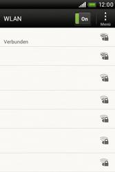 HTC A320e Desire C - WLAN - Manuelle Konfiguration - Schritt 8
