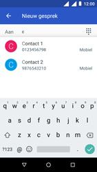 Nokia 1 - MMS - hoe te versturen - Stap 5