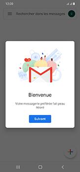 Samsung Galaxy A20e - E-mails - Ajouter ou modifier votre compte Gmail - Étape 14