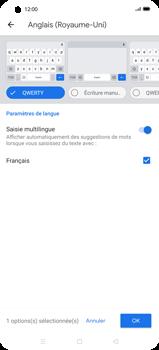 Oppo Find X2 - Prise en main - Comment ajouter une langue de clavier - Étape 11