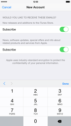 Apple iPhone 6 Plus - iOS 8 - Applications - Setting up the application store - Step 17