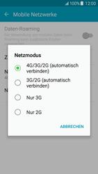 Samsung J500F Galaxy J5 - Netzwerk - Netzwerkeinstellungen ändern - Schritt 6