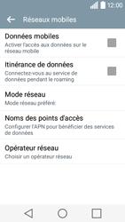 LG H320 Leon 3G - Internet - activer ou désactiver - Étape 8