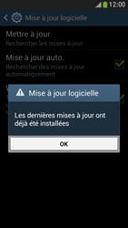 Samsung Galaxy S 4 Mini LTE - Logiciels - Installation de mises à jour - Étape 10