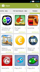 Alcatel Idol S - Apps - Herunterladen - 0 / 0