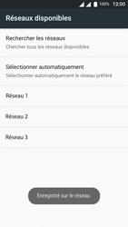 Wiko Lenny 3 - Réseau - Sélection manuelle du réseau - Étape 11
