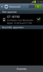 Samsung Galaxy S III Mini - bluetooth - aanzetten - stap 7