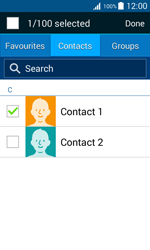 Samsung J100H Galaxy J1 - E-mail - Sending emails - Step 7