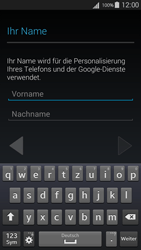 Samsung Galaxy S III Neo - Apps - Konto anlegen und einrichten - 5 / 22