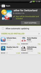 HTC One S - Applications - Installing applications - Step 17