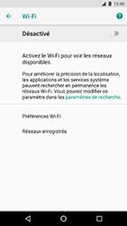 LG Nexus 5X - Android Oreo - Wifi - configuration manuelle - Étape 5