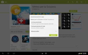 Sony Xperia Tablet Z LTE - Applicazioni - Installazione delle applicazioni - Fase 15