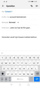 Huawei p-smart-2019-dual-sim-model-pot-lx1 - E-mail - Bericht met attachment versturen - Stap 8