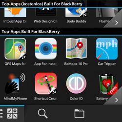 BlackBerry Q5 - Apps - Herunterladen - 15 / 25