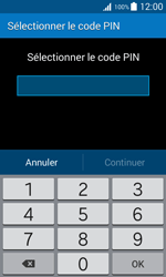 Samsung Galaxy Trend 2 Lite - Sécuriser votre mobile - Activer le code de verrouillage - Étape 7
