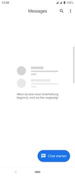 Sony Xperia 10 - MMS - Erstellen und senden - Schritt 6