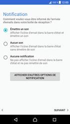 Sony Xperia XZ (F8331) - Android Nougat - E-mail - Configuration manuelle - Étape 21