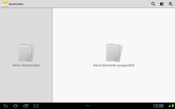 Samsung P5100 Galaxy Tab 2 10-1 - SMS - Manuelle Konfiguration - Schritt 4