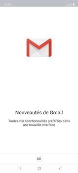 Samsung Galaxy A51 - E-mails - Ajouter ou modifier votre compte Gmail - Étape 5