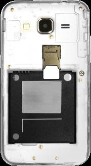 Samsung G360F Galaxy Core Prime - SIM-Karte - Einlegen - Schritt 3