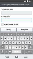 LG D620 G2 mini - e-mail - handmatig instellen - stap 12