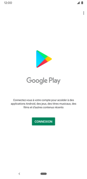 Google Pixel 3a - Applications - Créer un compte - Étape 4