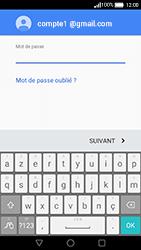 Huawei Nova - E-mails - Ajouter ou modifier votre compte Gmail - Étape 11