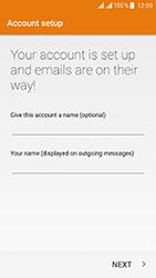 ZTE Blade V8 - E-mail - Manual configuration POP3 with SMTP verification - Step 23