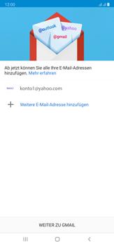 Samsung Galaxy Note 20 Ultra 5G - E-Mail - 032b. Email wizard - Yahoo - Schritt 14