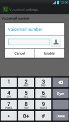 LG P880 Optimus 4X HD - Voicemail - Manual configuration - Step 7