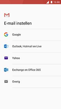 Nokia 6 - E-mail - Handmatig instellen - Stap 7
