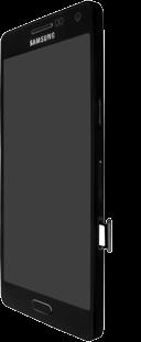 Samsung Galaxy A3 - SIM-Karte - Einlegen - 8 / 10