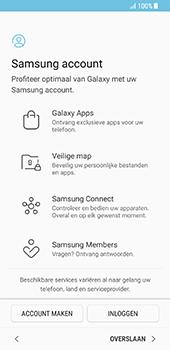 Samsung Galaxy S8 (G950) - Toestel - Toestel activeren - Stap 26