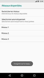 LG Nexus 5X - Android Oreo - Réseau - Sélection manuelle du réseau - Étape 11
