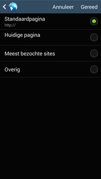 Samsung N9005 Galaxy Note III LTE - Internet - Handmatig instellen - Stap 22