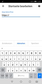 Huawei Mate 10 Pro - Android Pie - Internet und Datenroaming - Manuelle Konfiguration - Schritt 25