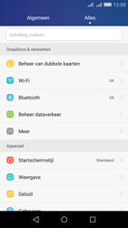 Huawei Y6 - Wi-Fi - Verbinding maken met Wi-Fi - Stap 3