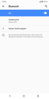 Sony Xperia XZ3 - Bluetooth - Geräte koppeln - Schritt 13