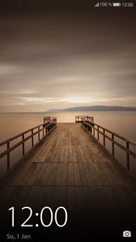Huawei Mate 9 - Gerät - Einen Soft-Reset durchführen - Schritt 5
