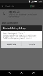 HTC One M8 - Bluetooth - Geräte koppeln - Schritt 9