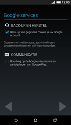HTC Desire 620 - apps - account instellen - stap 13