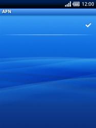 Sony Ericsson Xperia X10 Mini Pro - Internet - configuration manuelle - Étape 13