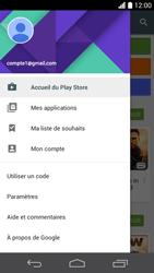 Huawei Ascend P6 - Applications - Comment vérifier les mises à jour des applications - Étape 4