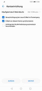 Huawei Nova 3 - E-Mail - Konto einrichten (yahoo) - Schritt 7