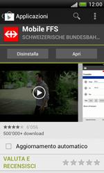 HTC Desire X - Applicazioni - Installazione delle applicazioni - Fase 22