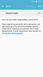 Samsung Galaxy S7 Edge - WiFi - Conectarse a una red WiFi - Paso 5
