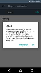 Sony Xperia XZ Premium - Internet - Internet gebruiken in het buitenland - Stap 11